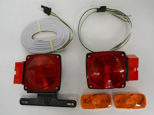 Simple 12 Volt Camper Wiring Diagram