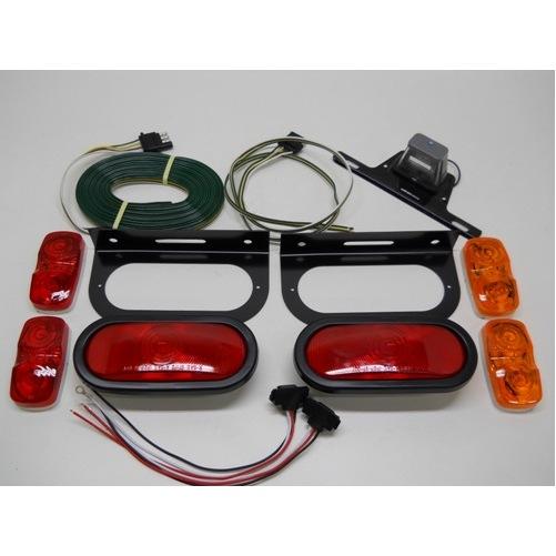 Trailer Tail Light Wiring Diagram Likewise Trailer Lights Wiring