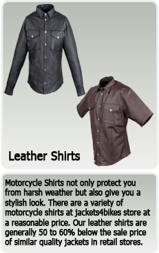 leather-shirts