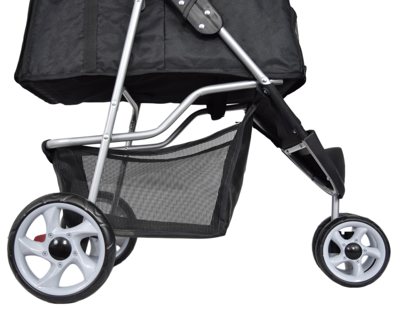 Vivo 3 Three Wheel Pet Stroller Cat Amp Dog Foldable