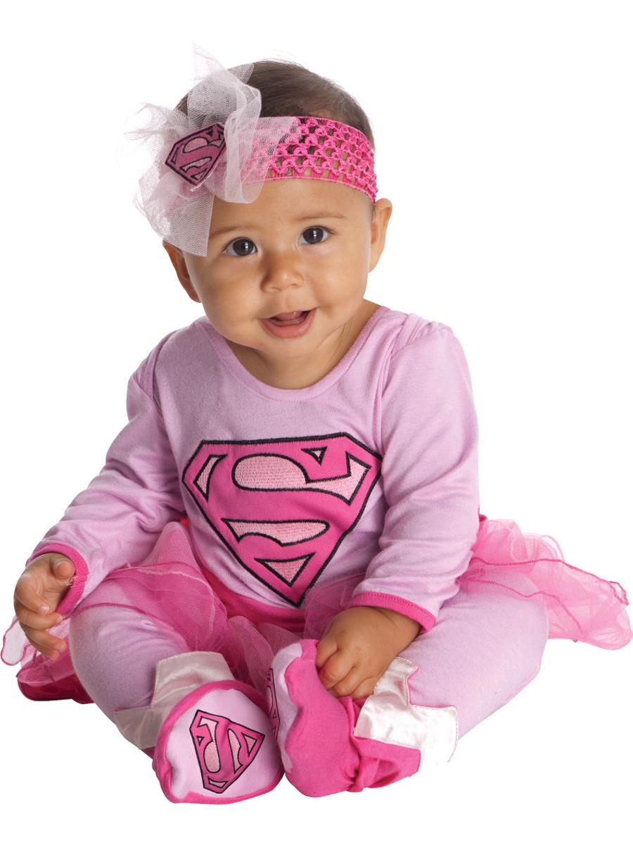 rubies costume co baby super girl costume