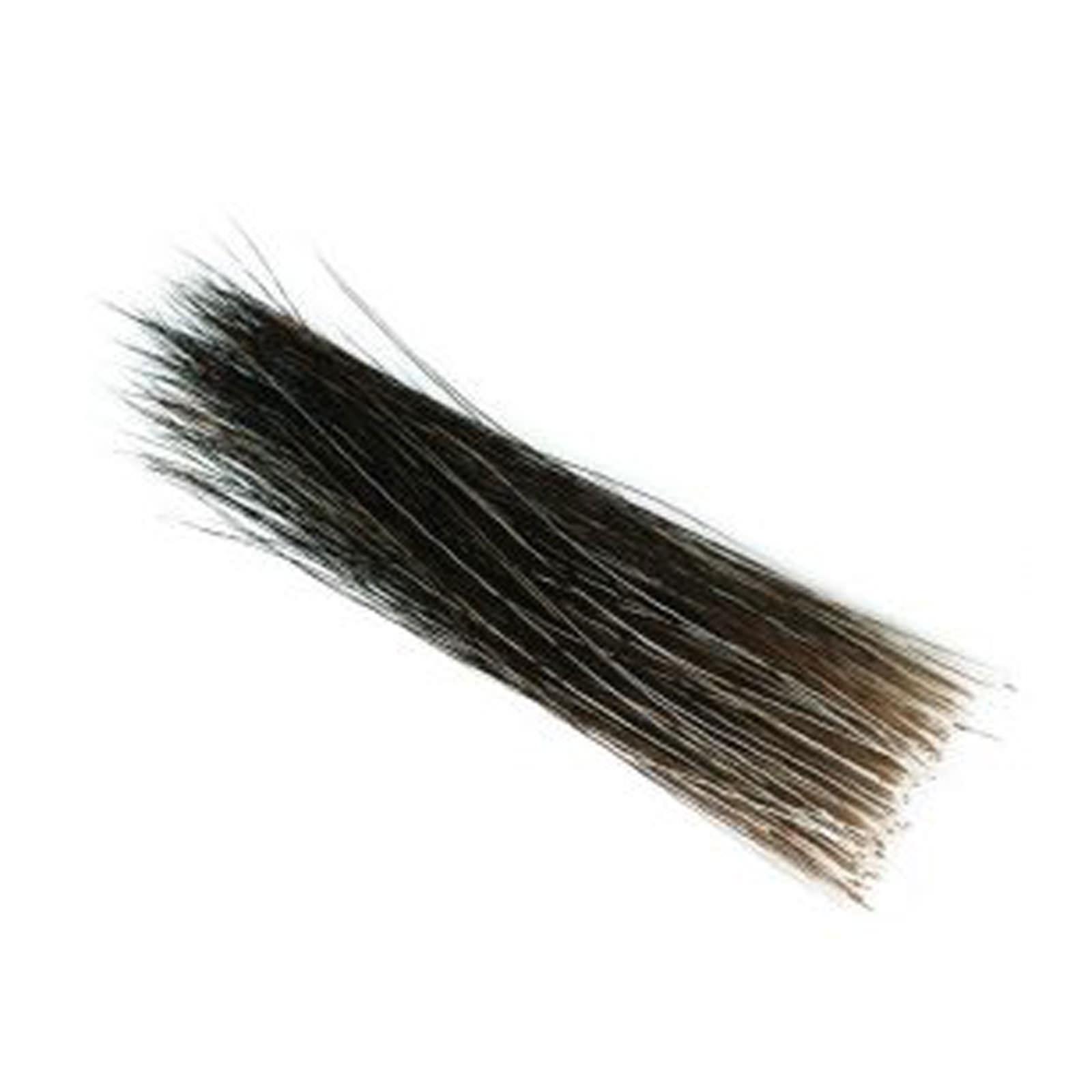 FISHAIR  2 1//2 INCHES LONG -SQUIRREL BROWN
