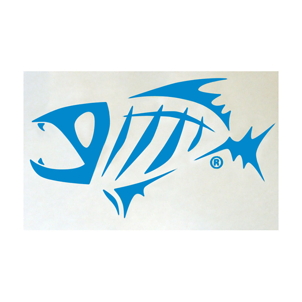 G-Loomis-7-034-Self-Adhesive-Fly-Fishing-Decal-Sticker-Two-Colors