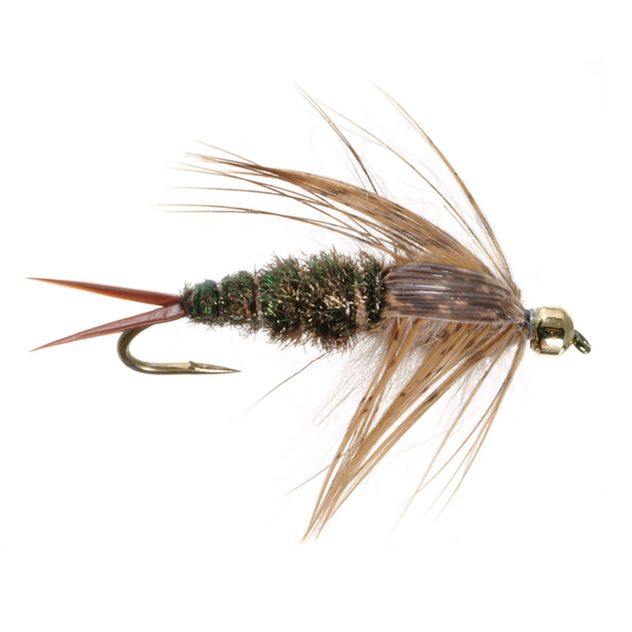 Umpqua Rogue Foam Stone Golden Dry Flies