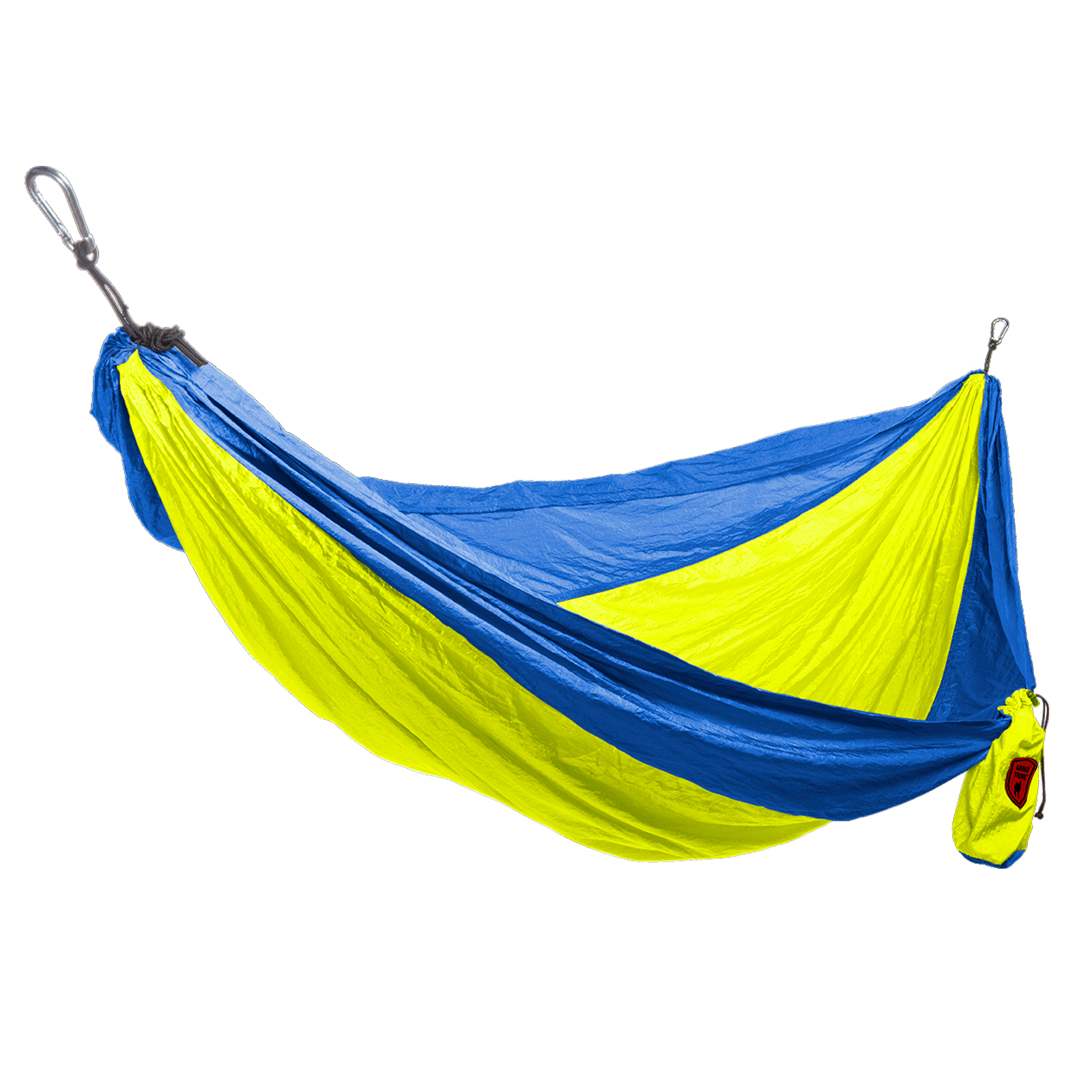 Grand Trunk Double Parachute Nylon Hammock Outdoor Camping