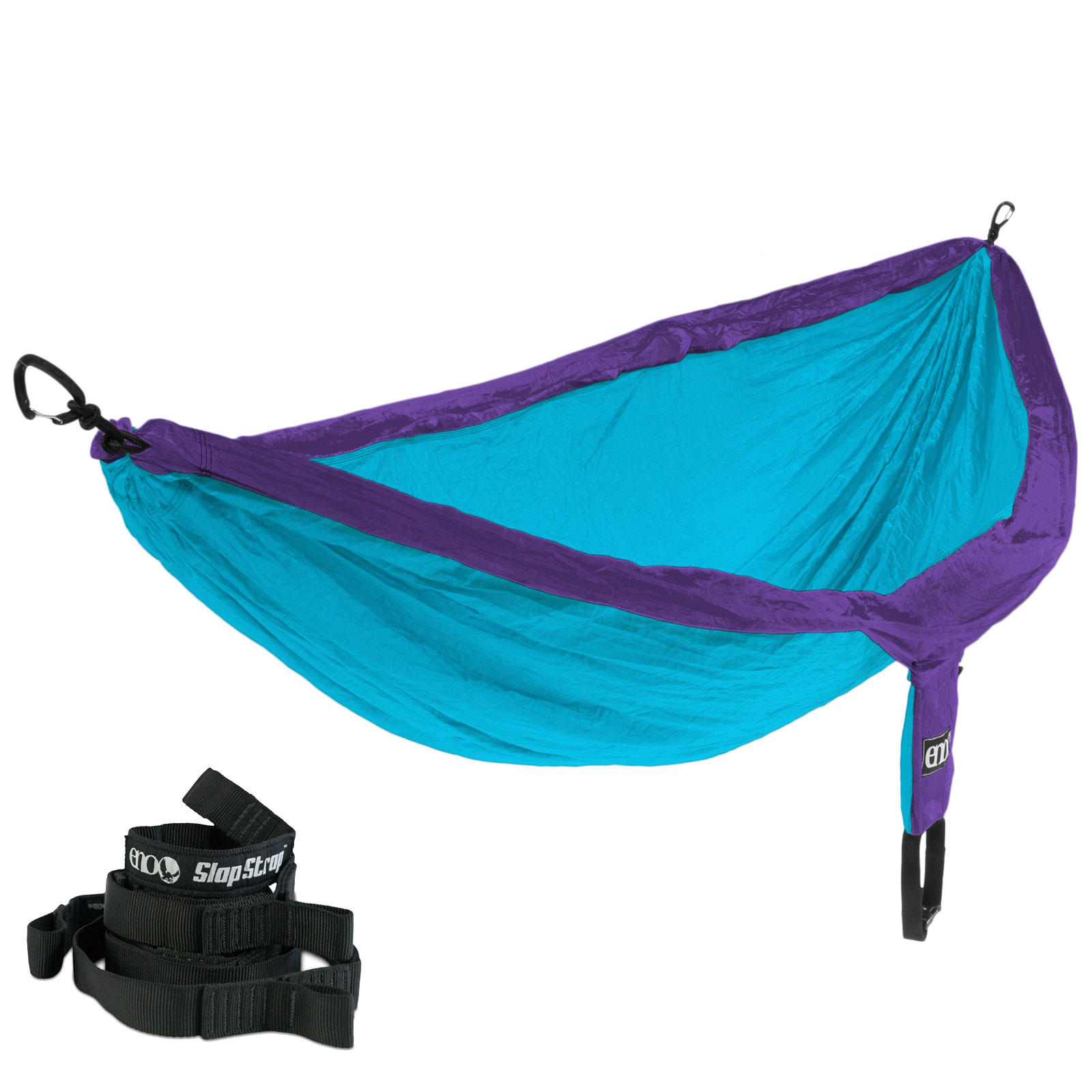 Eno Doublenest Hammock With Slap Straps Camping
