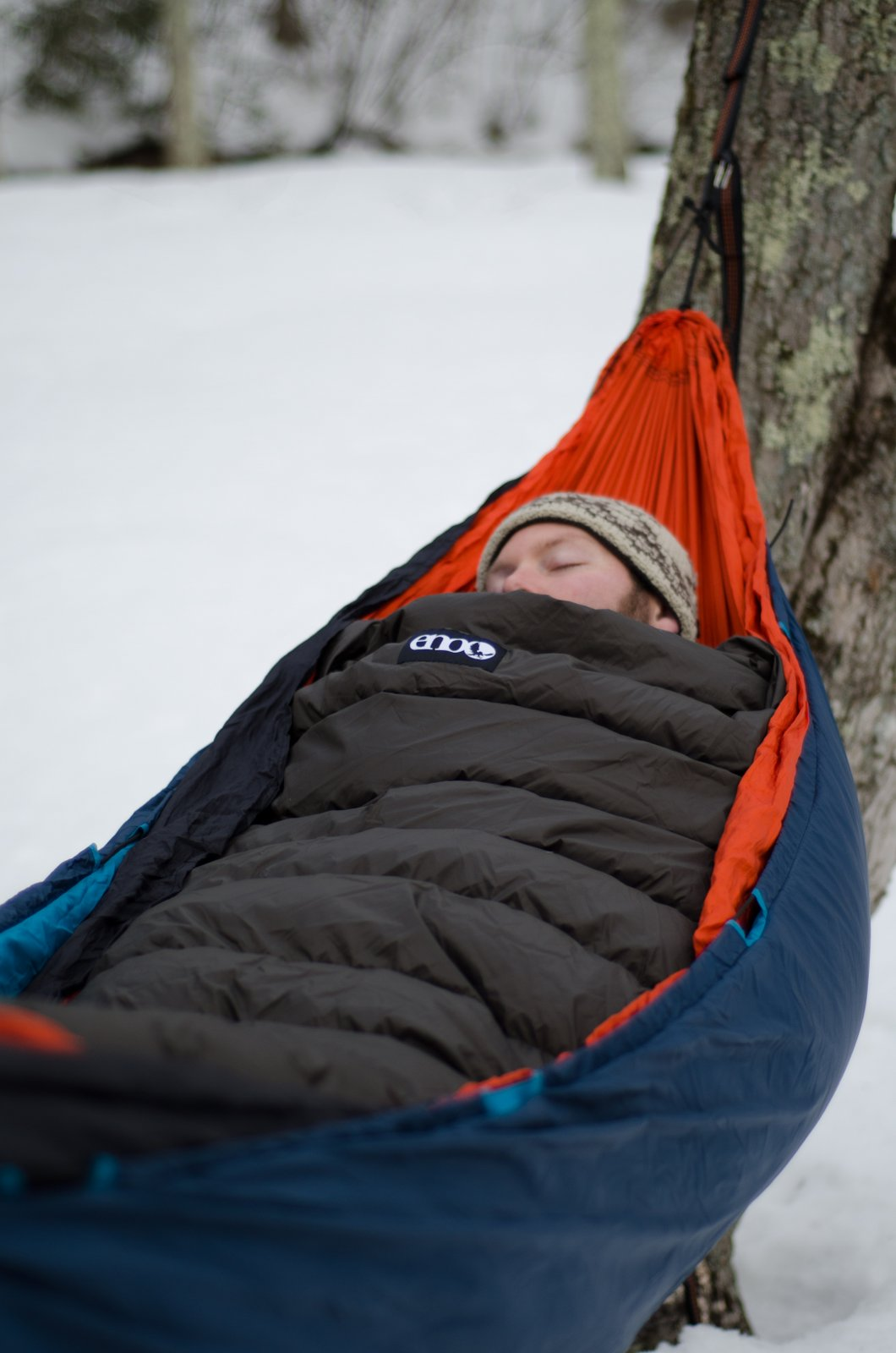 ENO Ignitor Top Quilt Outdoor All Weather Camping Hammock ...