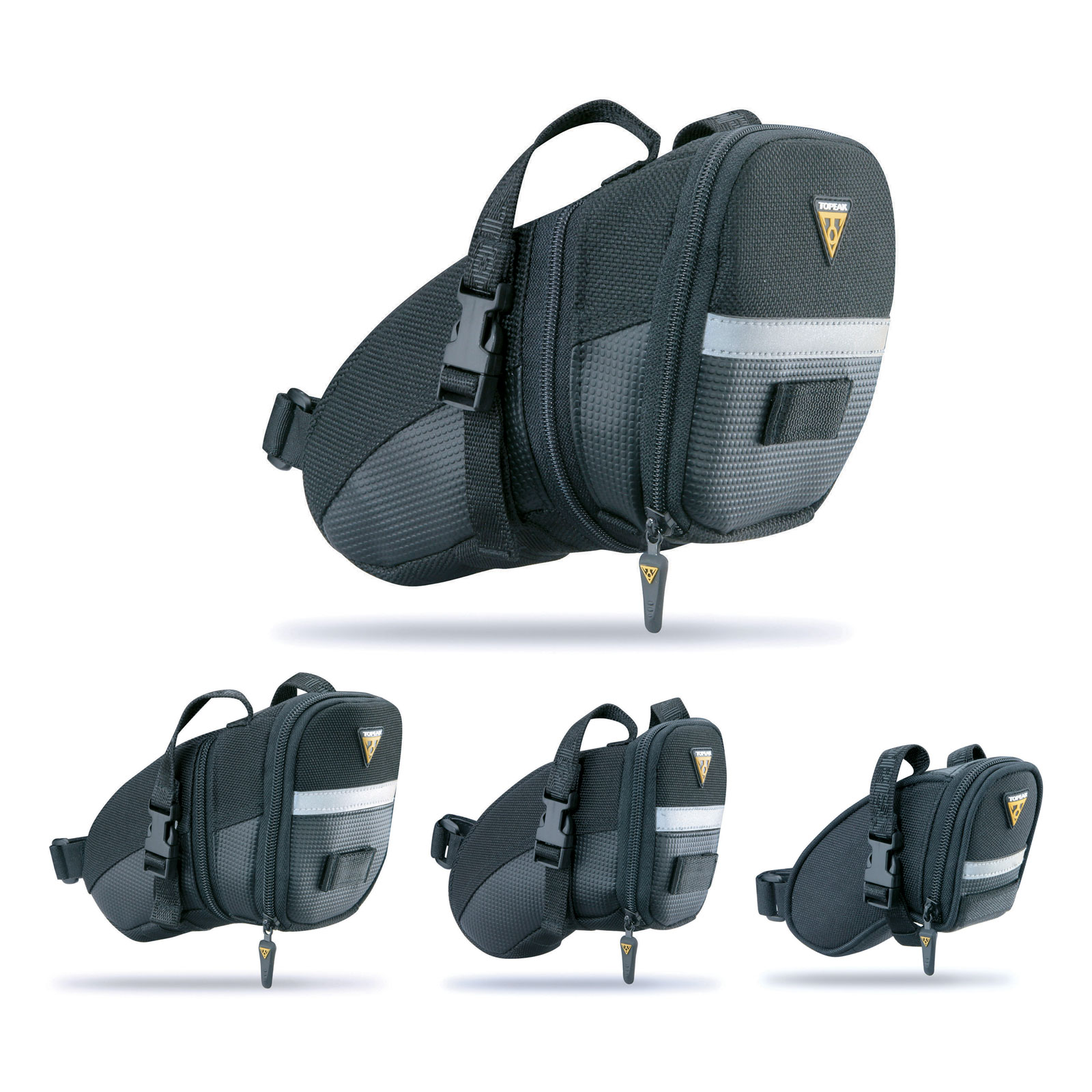 Topeak-Aero-Wedge-Pack-Strap-On-Seat-Mounted-Bag-for-27-2-34-9mm-Seatposts