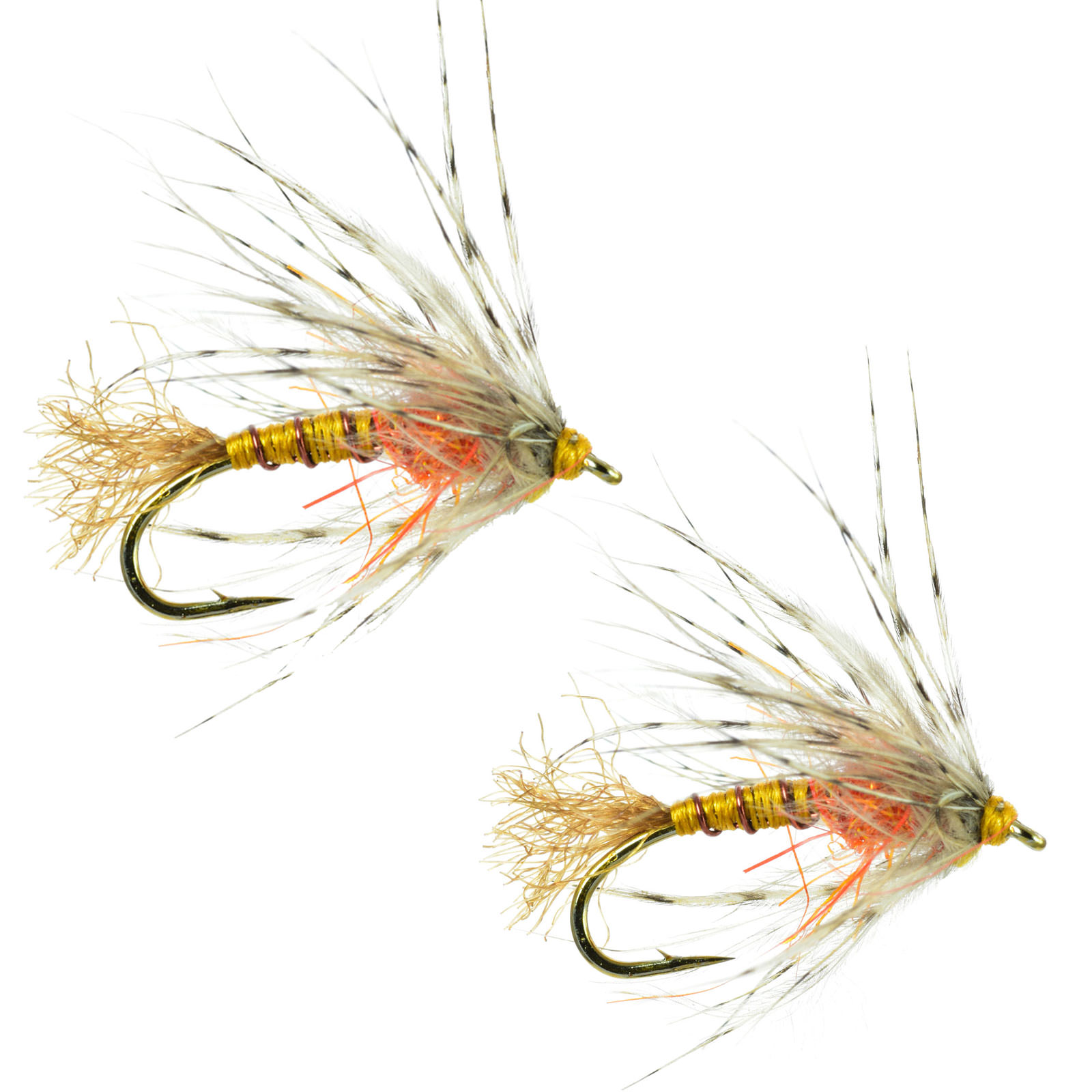 Umpqua tenkara micro beeley 16 simple fly fishing pattern for Simple fly fishing