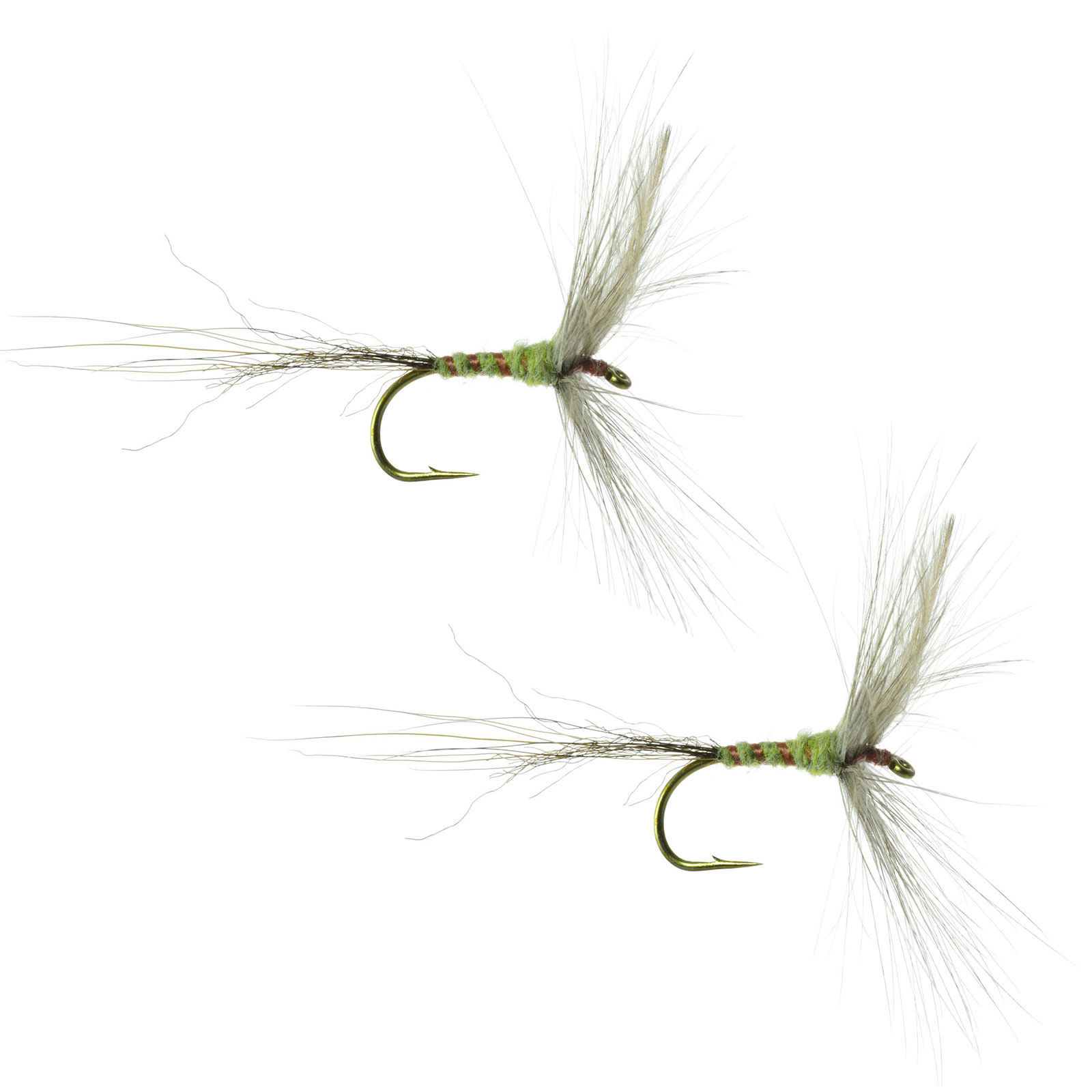 Umpqua tenkara green drake simple fly fishing pattern for Simple fly fishing