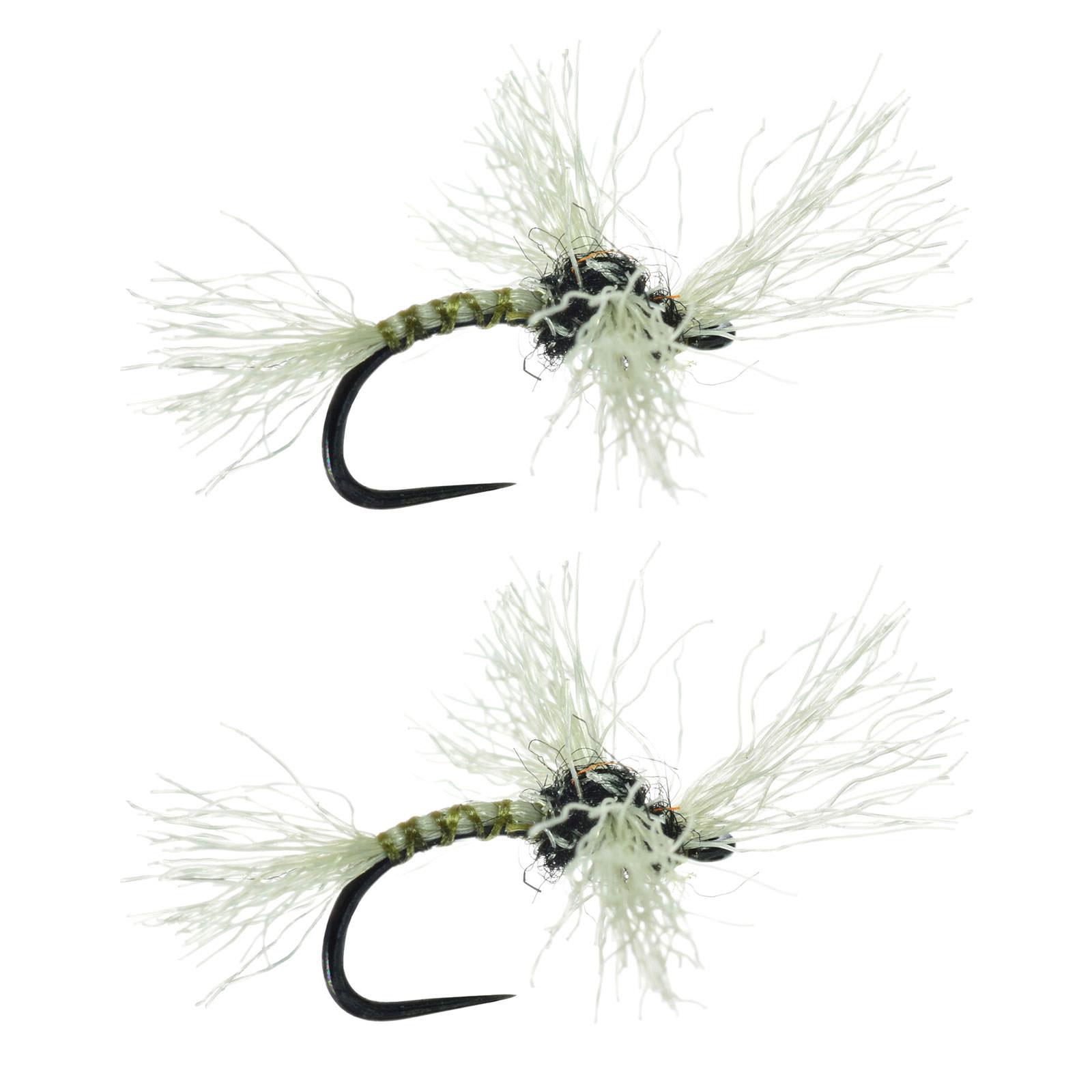 Umpqua tenkara midge dark simple fly fishing pattern ebay for Midge fly fishing