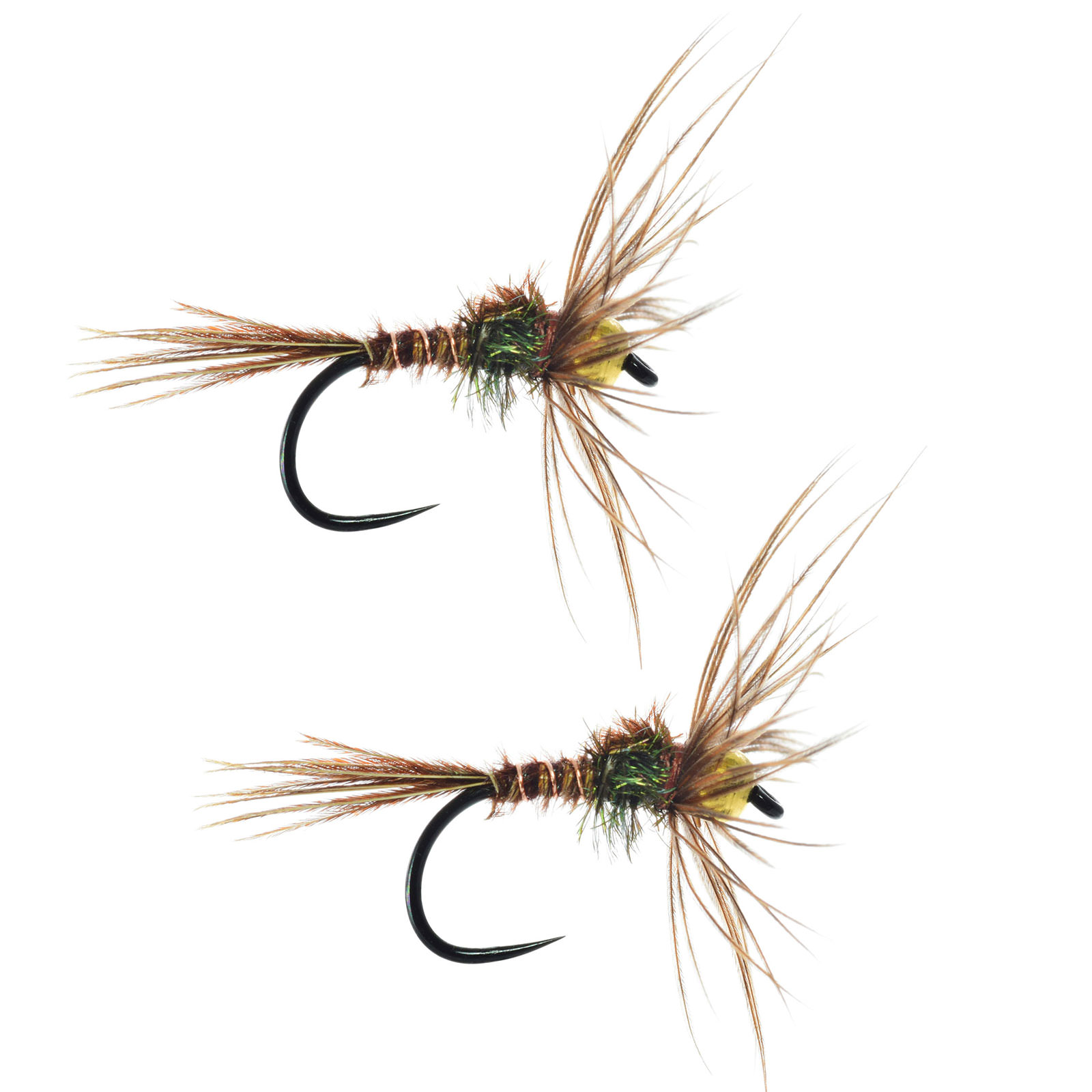 Umpqua tenkara pheasant tail nymph simple fly fishing pattern for Simple fly fishing