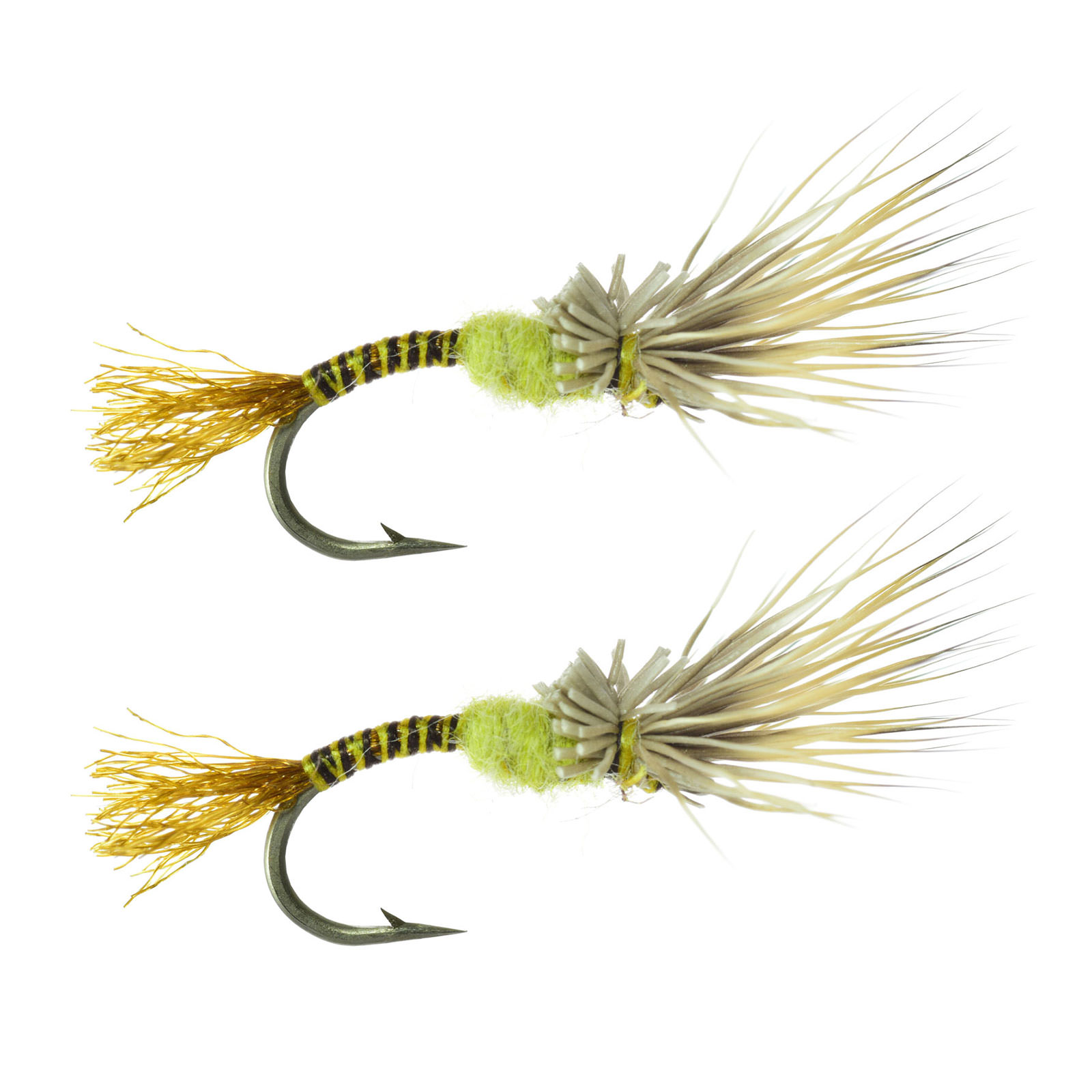 Umpqua tenkara sparkle dun pmd simple fly fishing pattern for Simple fly fishing
