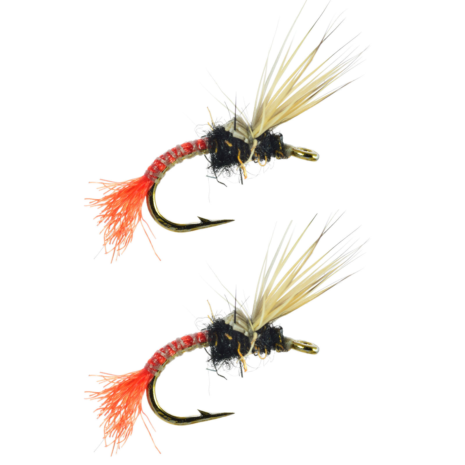 Umpqua tenkara prince copper 16 simple fly fishing pattern for Simple fly fishing