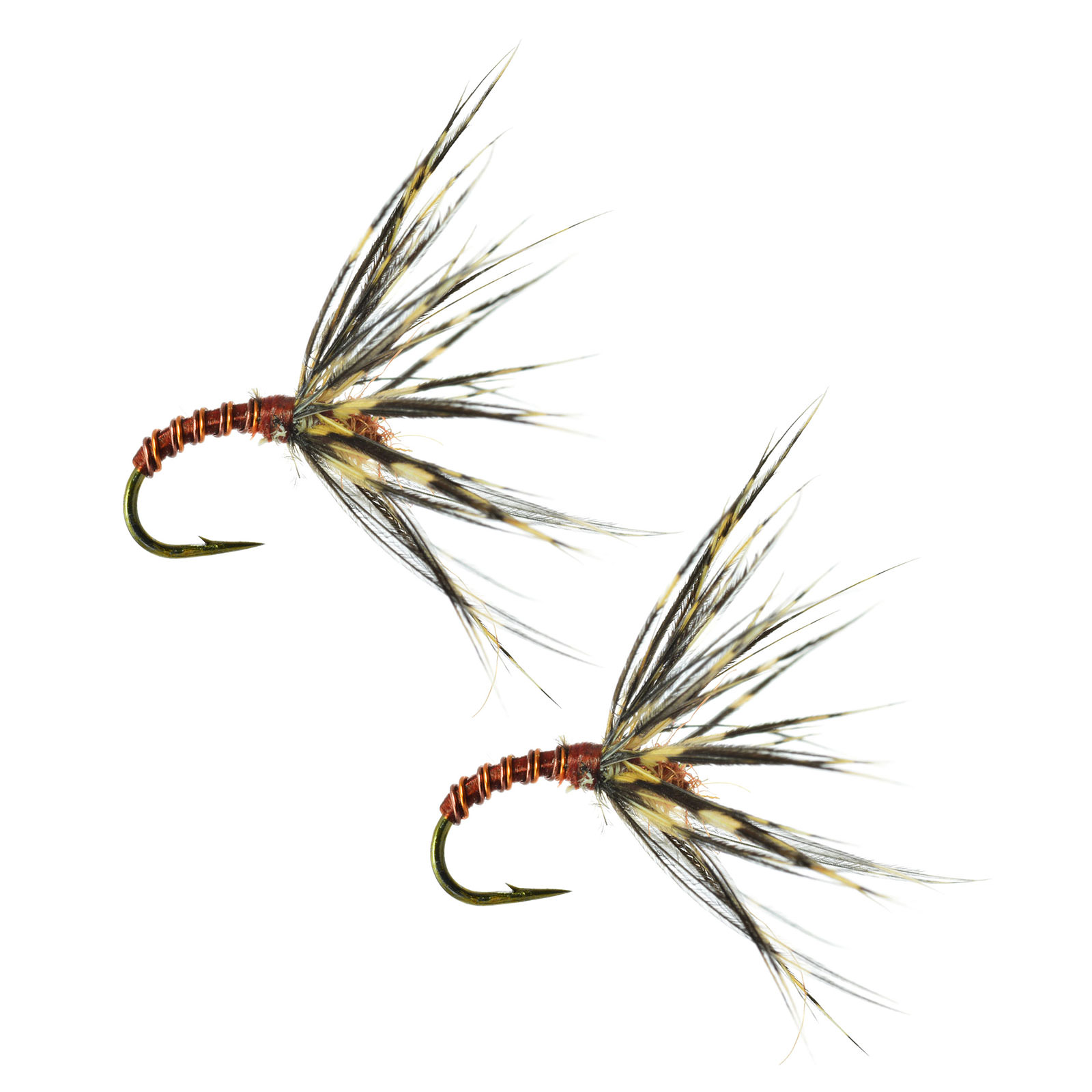 Umpqua tenkara wired t dip rust simple fly fishing pattern for Simple fly fishing
