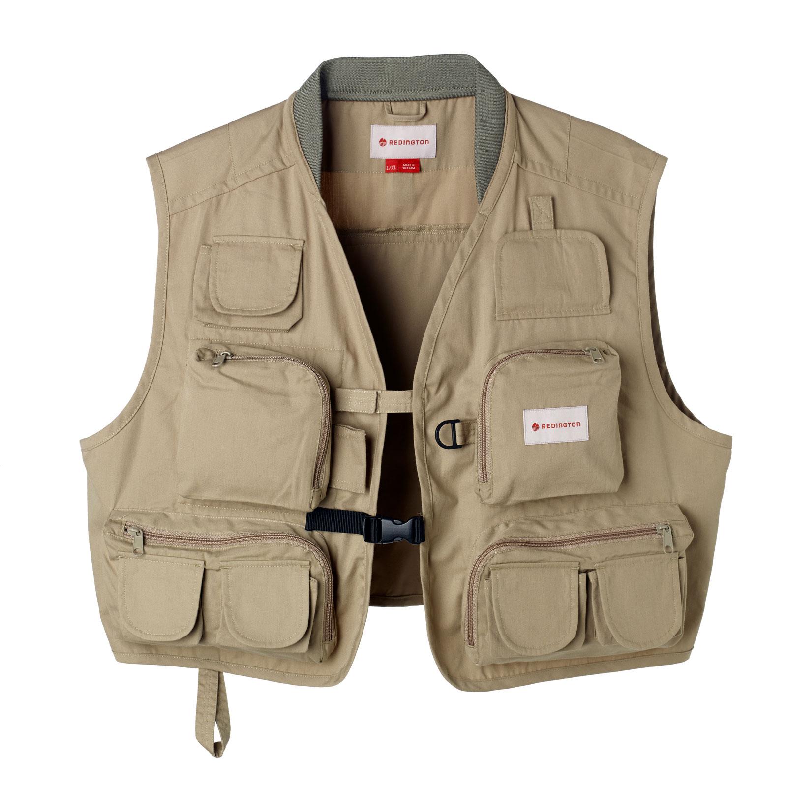 Redington Blackfoot River Fly Fishing Vest Durable Fast Wicking Quick Dry | eBay