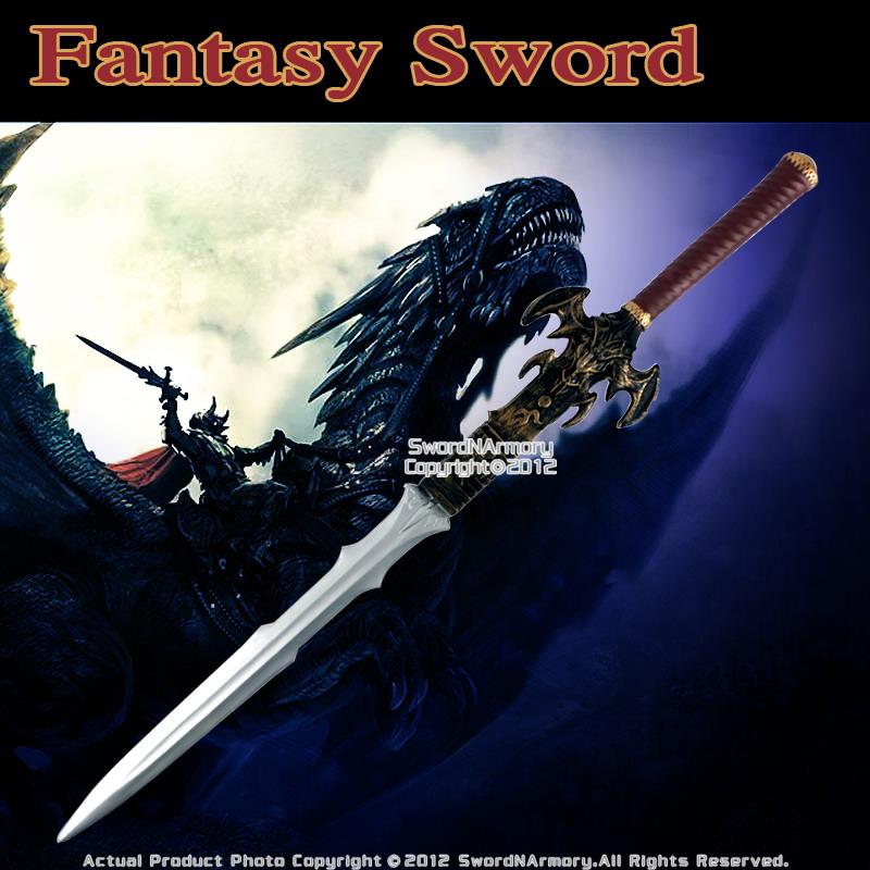 "29/"" Foam Fantasy Cosplay Universe He Man Power Sword Costume Weapon Battle Blade"