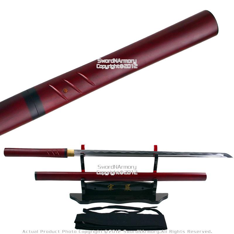 Zatoichi Sword Handmade Zatoichi Stra...