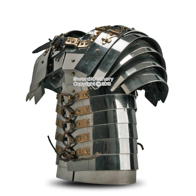 Mini Lorica Segmentata Roman Legionary Armor Medieval Fair