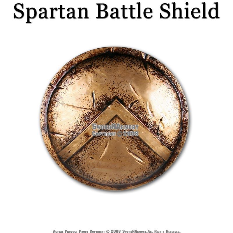 King Leonidas 300 Spartan Greek Battle Shield Replica Pro Costume 24  Diameter  sc 1 st  eBay & King Leonidas 300 Spartan Greek Battle Shield Replica Pro Costume 24 ...