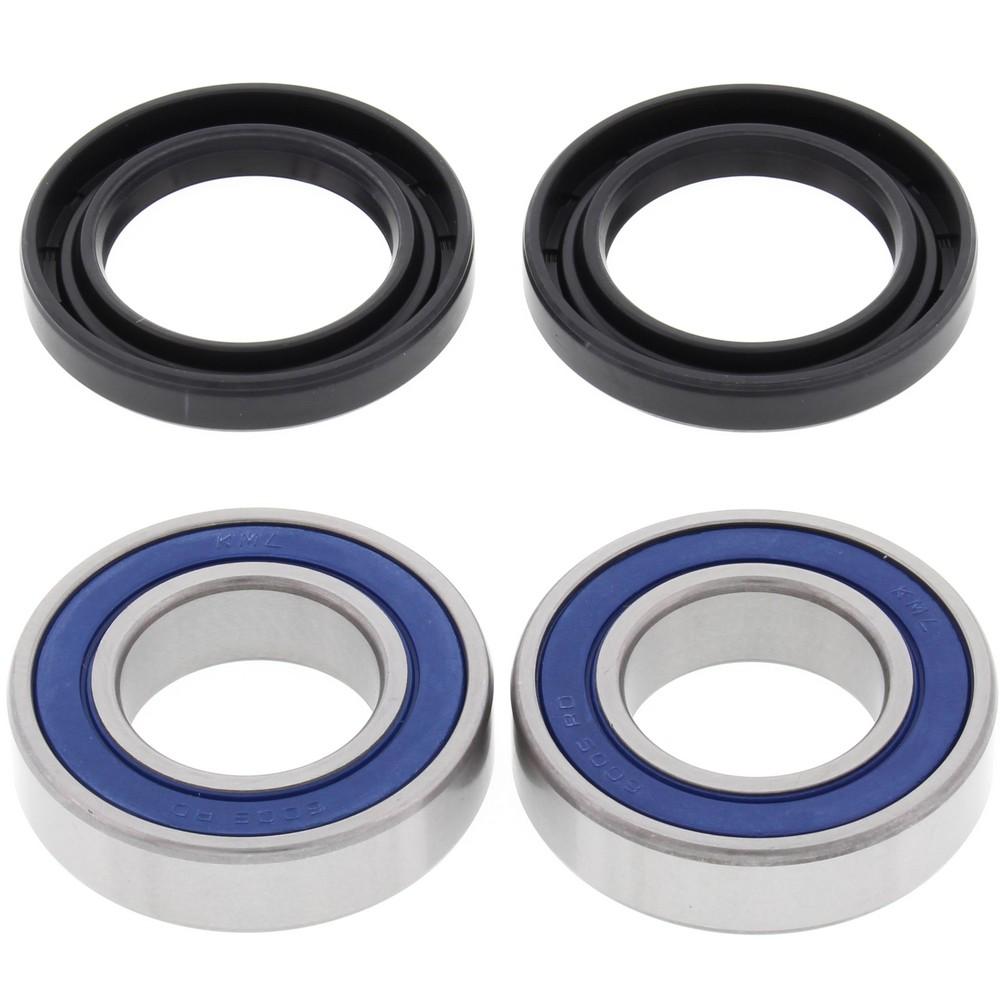 04 to 07 Rear Wheel Bearings /& Seals Kit By AllBalls Honda CBR1000RR Fireblade