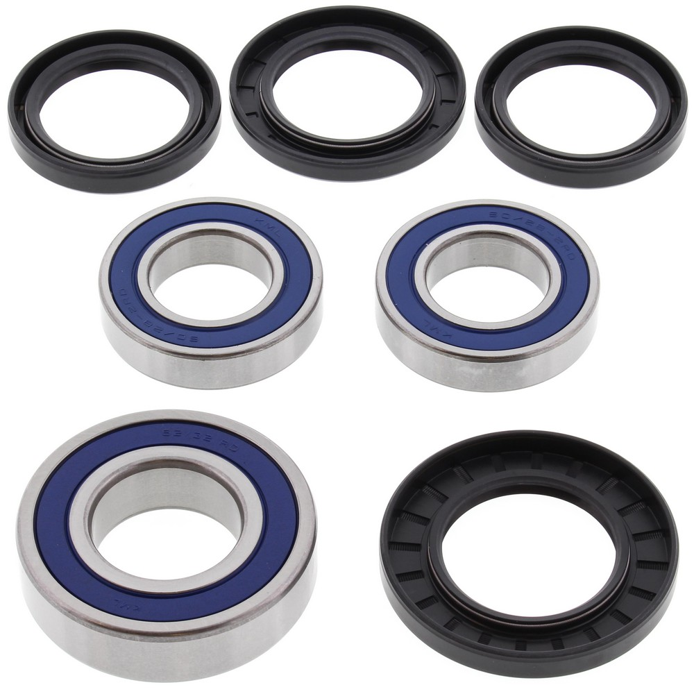 FRONT AXLE WHEEL BEARING SEAL KIT SUZUKI GSXR750 2003 2004 05 06 2007 2008 2009