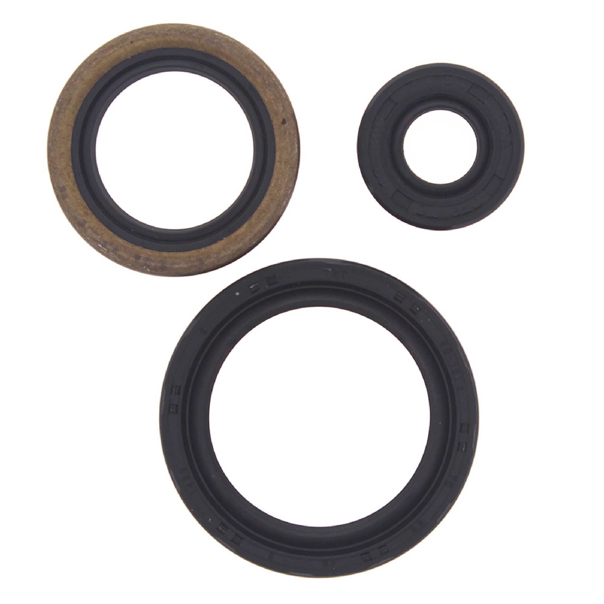 details about winderosa engine oil seal kit for polaris trail boss 330 2003  - 2013 330cc