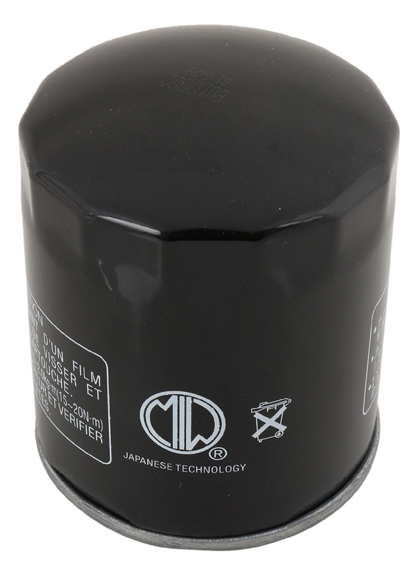 Ölfilter oil filter chrom Harley Davidson  FLHR Road King99-06