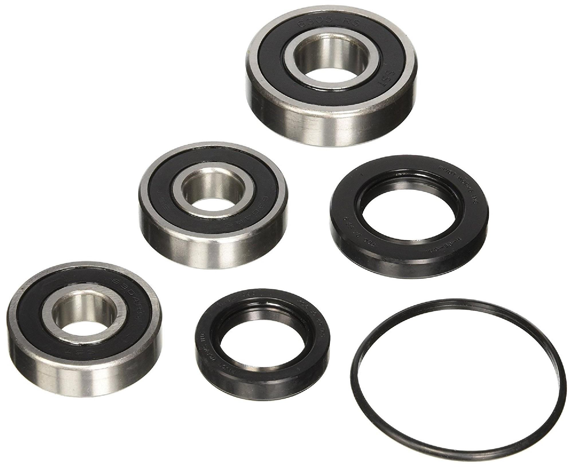 Pivot Works Rear Bearing Kit 80-82 CB 900C 75-79 GL 1000 Wheel Bearing//Seal Kit