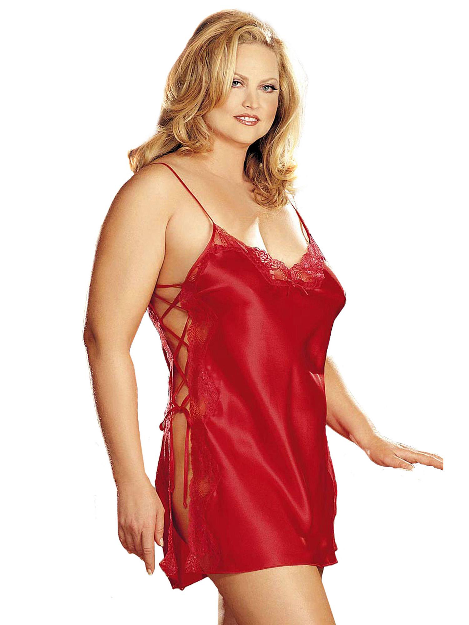 full figure sexy lingerie
