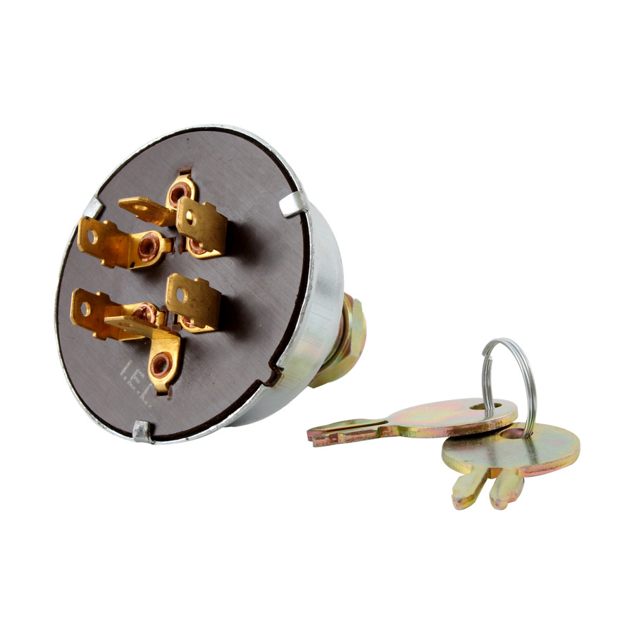 John Deere Tractor Ignition Switch : Metal ignition switch john deere tractor