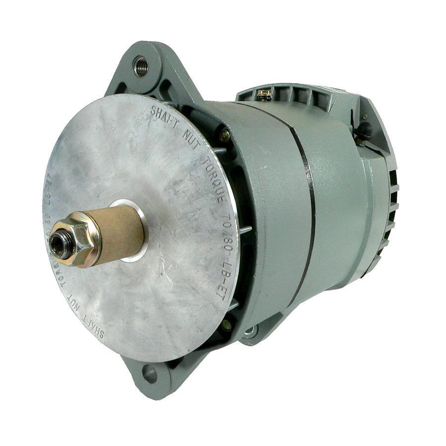 Fiat Allis 14c Parts : Alternator for caterpillar motor grader g