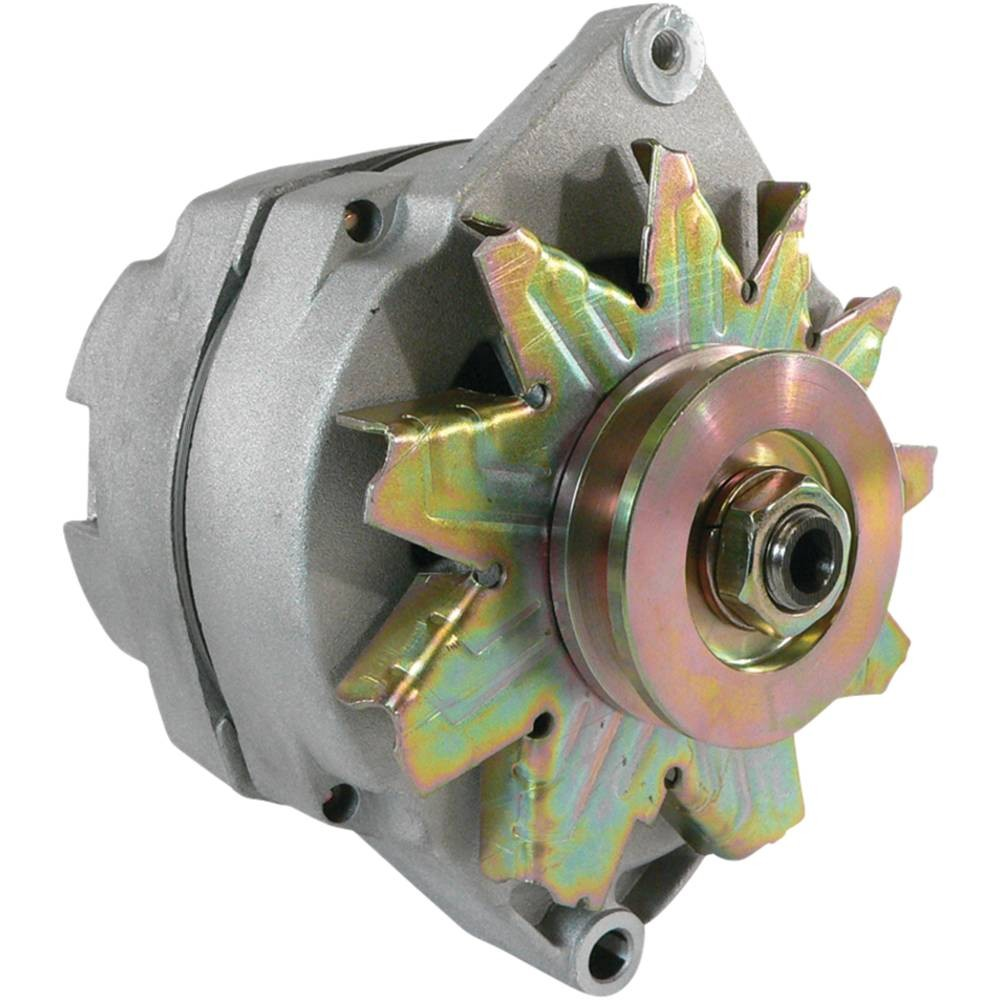 NEW ALTERNATOR JOHN DEERE PM LAWN TRAC AM877557 MIA10338 SE501822 SE501843