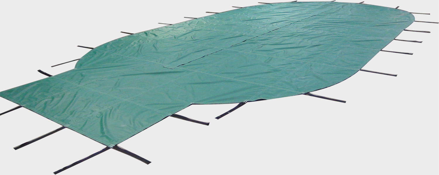 Replacement Safety Pool Cover For 16 X 32 In Ground Oval