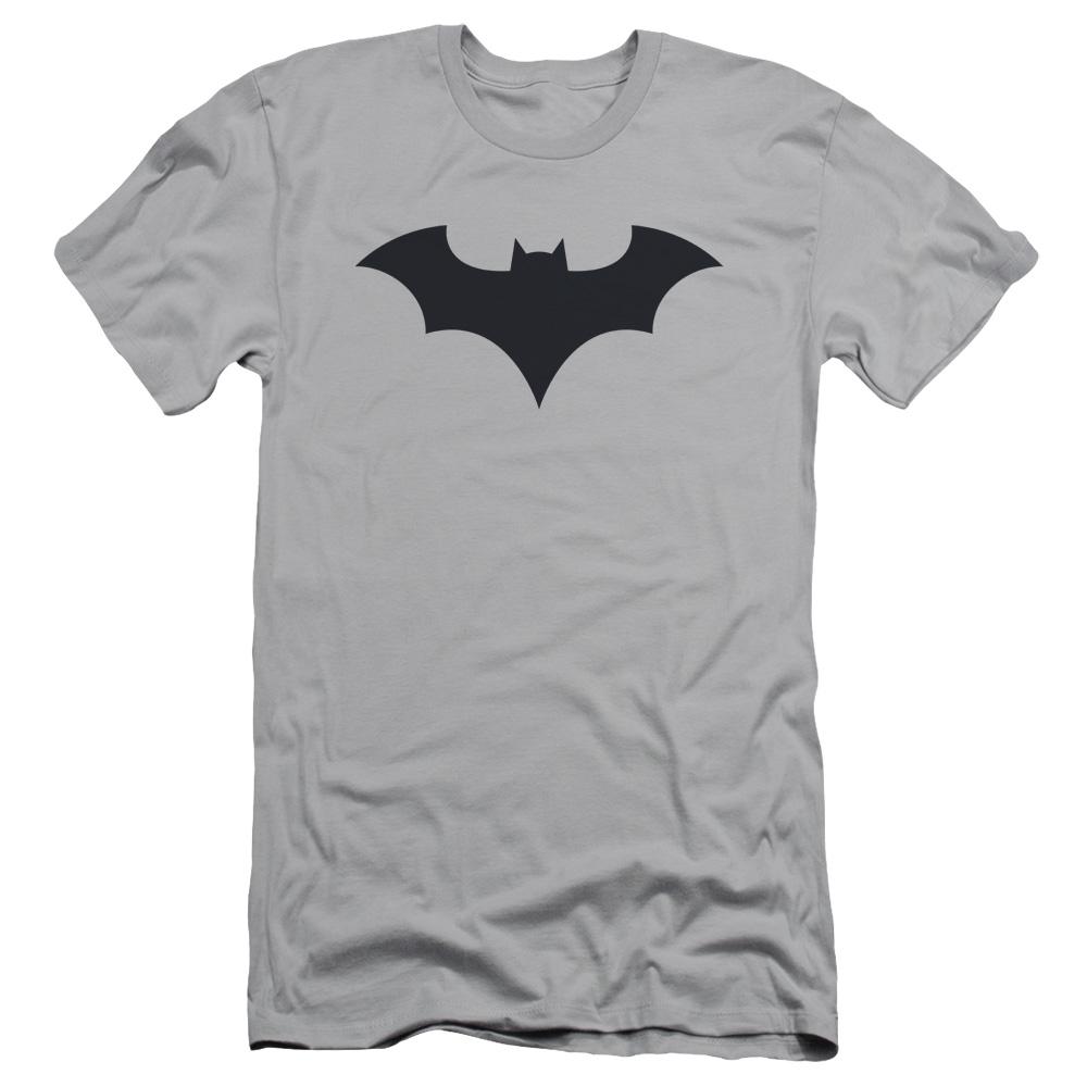 Batman 75th Year Anniversary Bat Symbol DC Comics Licensed Adult T-Shirt
