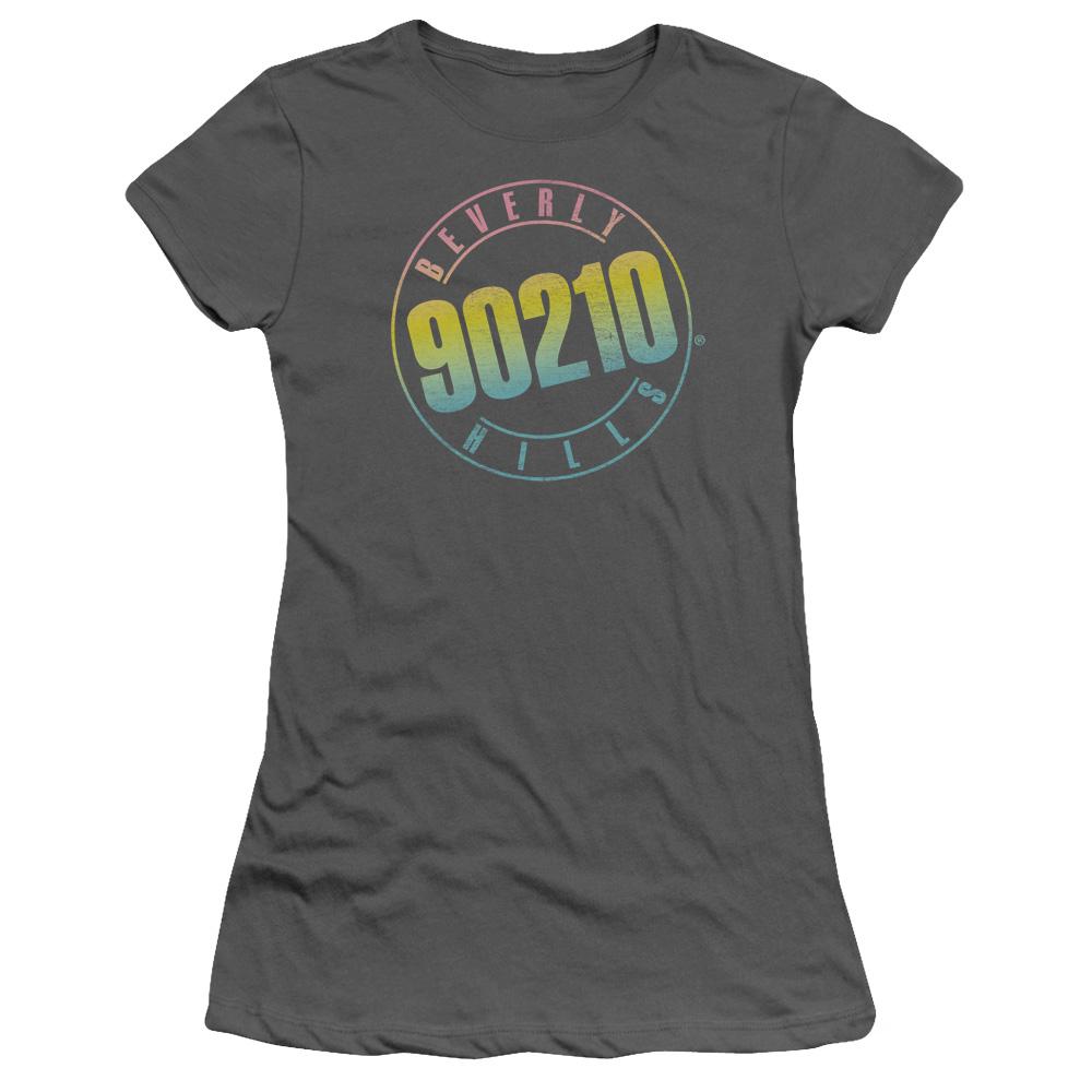 Beverly Hills 90210 Color Blend Logo 80s CBS TV Show Jrs