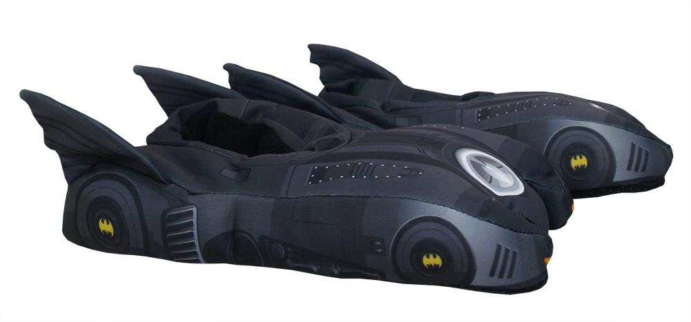 Batman Batmobile DC Comics Comic Book Movie Adult Mens Plush