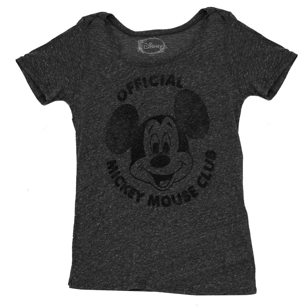 Mickey Mouse My lazy Shirt Ladys Shirt Top Junk Food Vintage NEU