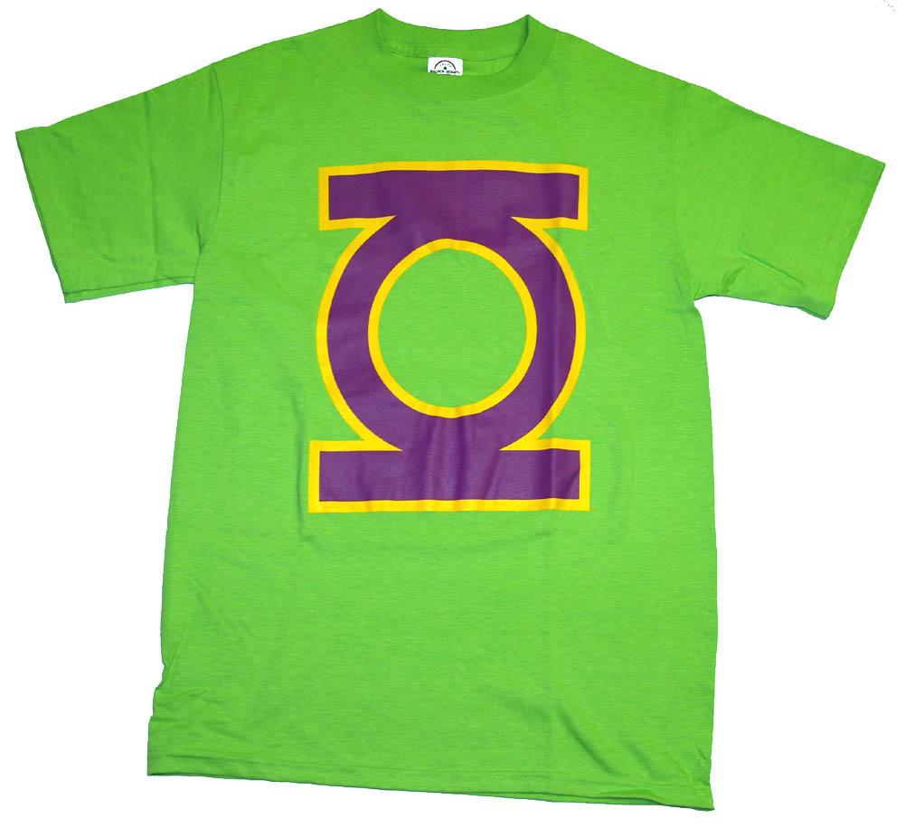 Green-Lantern-Logo-DC-Comics-Bright-80s-Colors-T-Shirt-Tee
