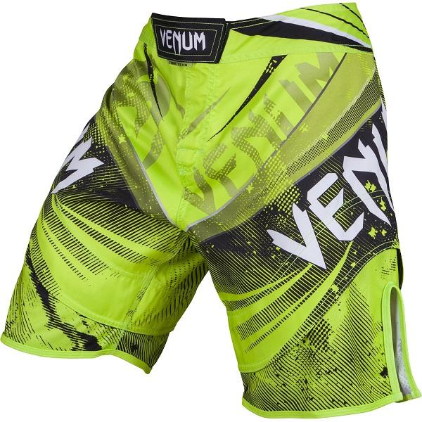 9cf2724681 Green/White Venum Amazonia 4.0 Fight Shorts bjj mma ufc