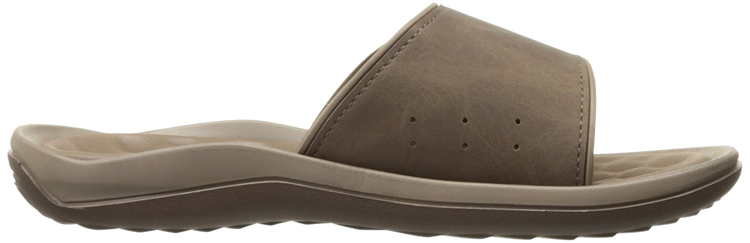 Rider Mens Sandals Dunas Evolution Slide Brown Size 9  8f93c373d