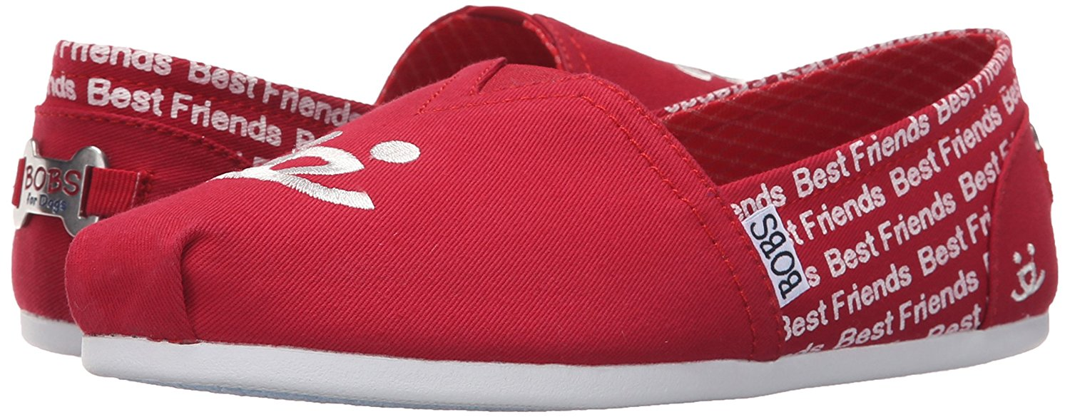 bobs shoes for women red