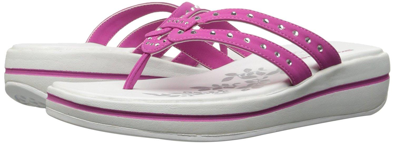 Skechers Women's Upgrades Flip Flop | eBay
