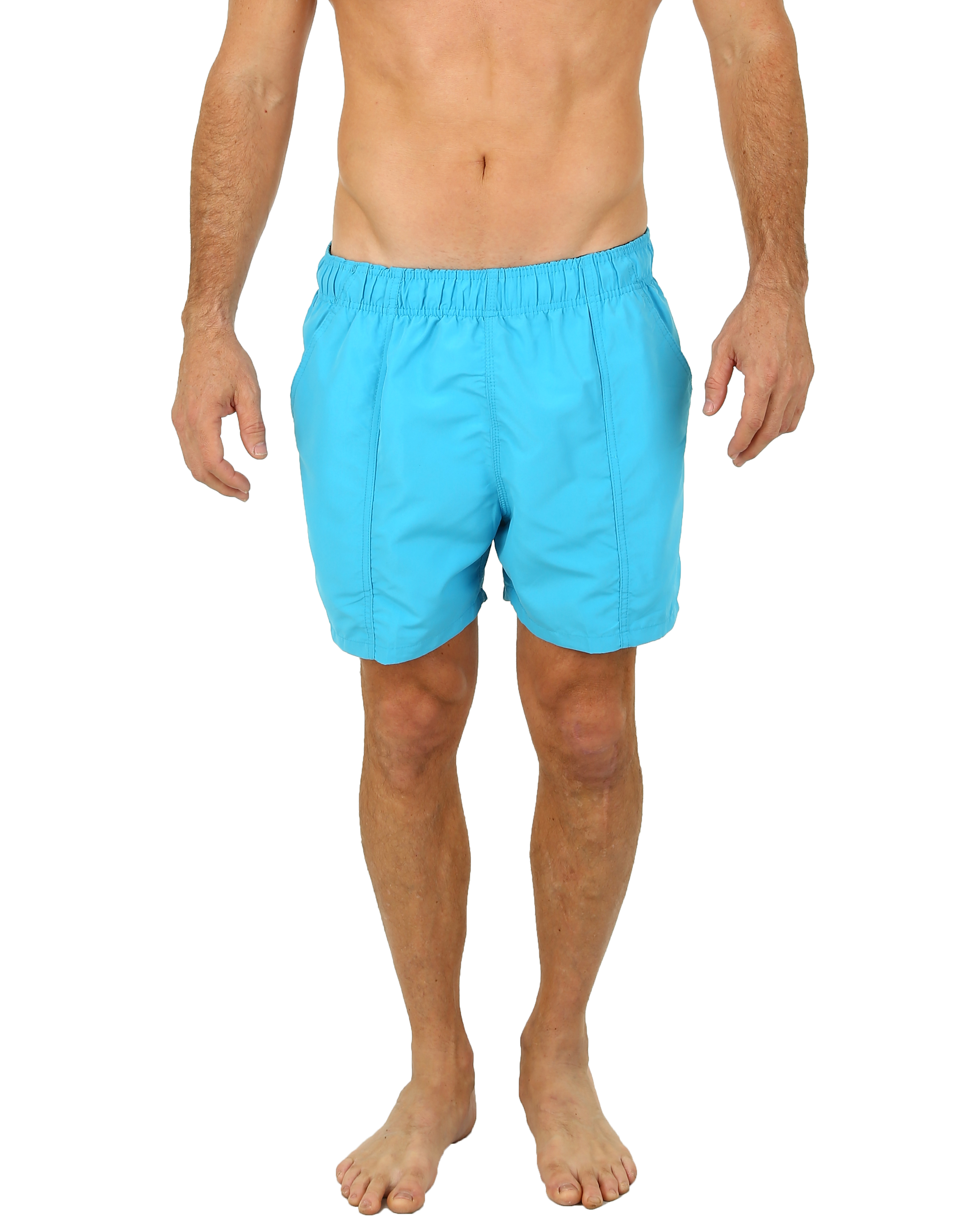 Men's extreme short shorts are perfect for biking, hiking and trailblazing during intense summer heat and humid weather conditions. Rather than sport a pair of men's cutoff shorts, don a pair of the right active wear shorts for full range of movement while keeping cool.