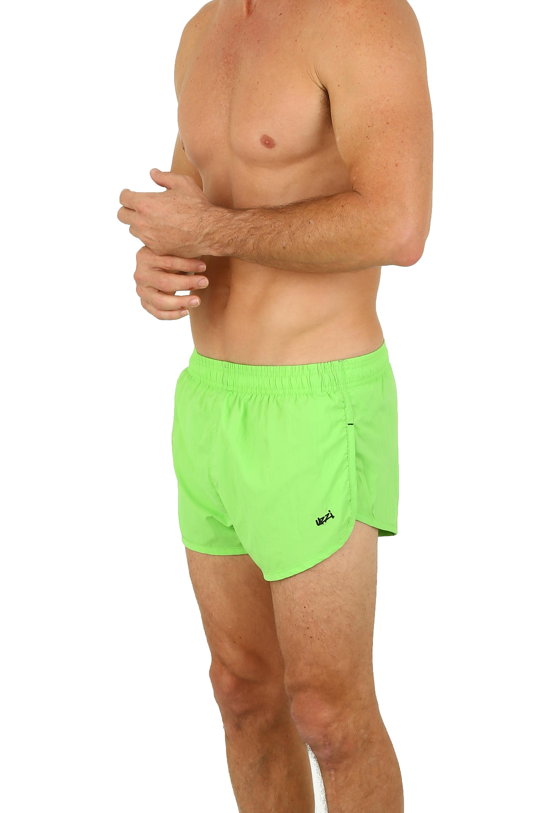 a0b7d3e638 Uzzi Men's Basic Running Shorts Swimwear Trunks Waterproof ...