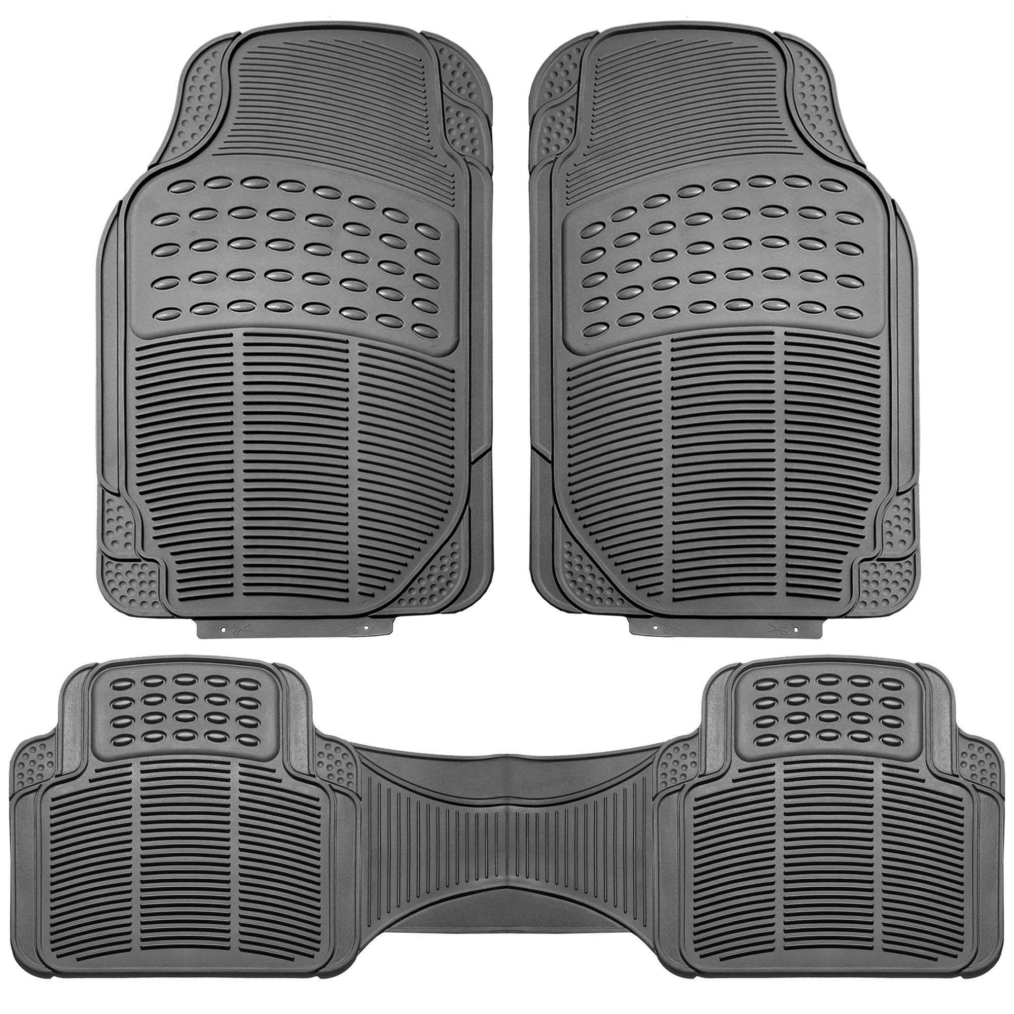3pc-Floor-Mats-for-Auto-Car-SUV-Van-Heavy-Duty-3-Colors-w-Free-Gift thumbnail 18
