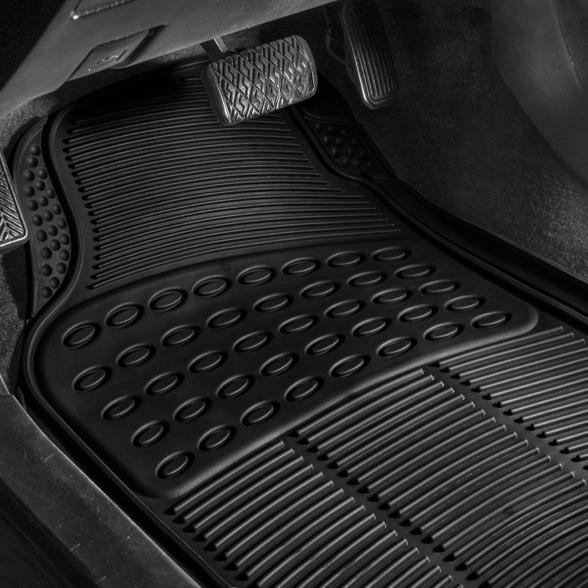 3pc-Floor-Mats-for-Auto-Car-SUV-Van-Heavy-Duty-3-Colors-w-Free-Gift thumbnail 12