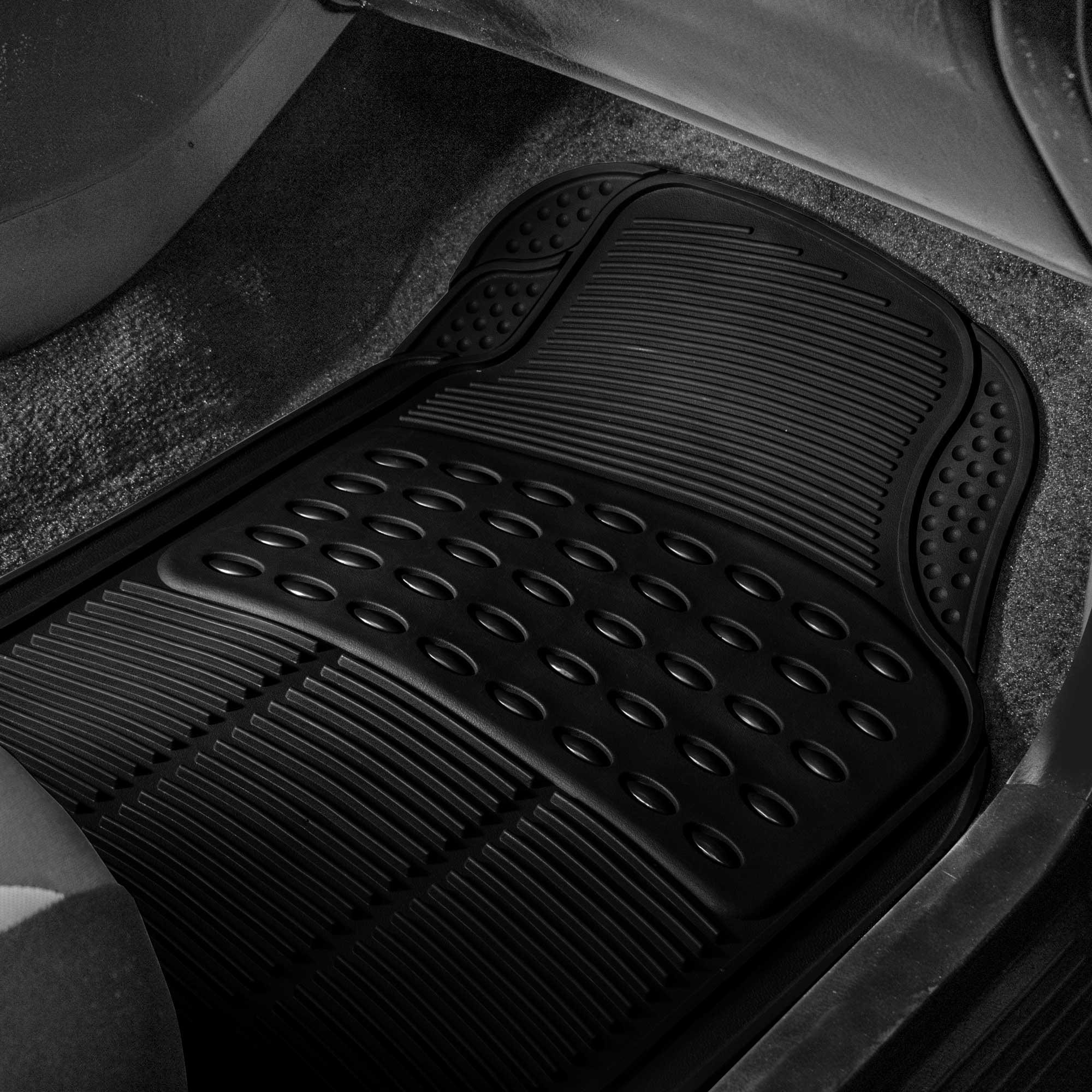 3pc-Floor-Mats-for-Auto-Car-SUV-Van-Heavy-Duty-3-Colors-w-Free-Gift thumbnail 13