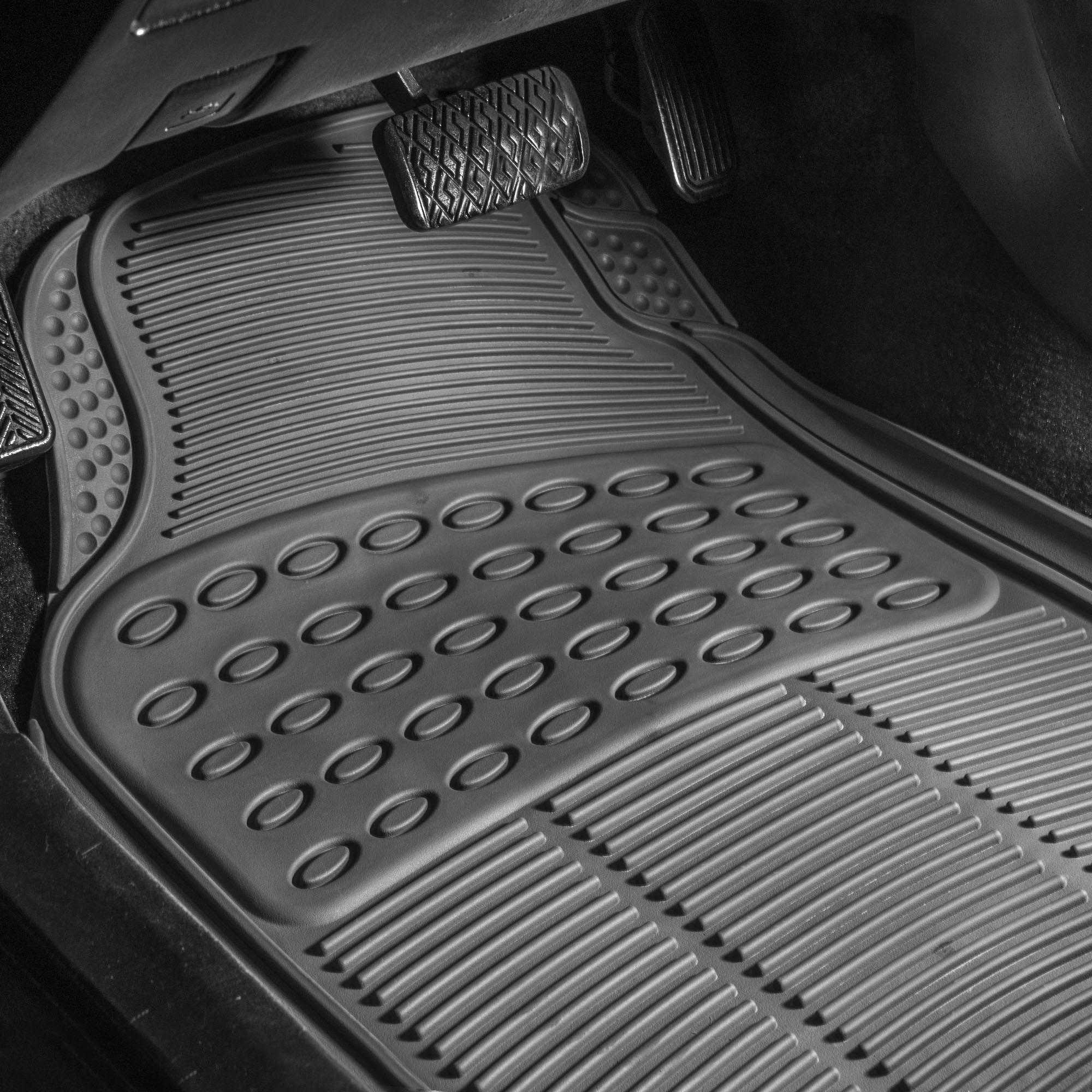 3pc-Floor-Mats-for-Auto-Car-SUV-Van-Heavy-Duty-3-Colors-w-Free-Gift thumbnail 19