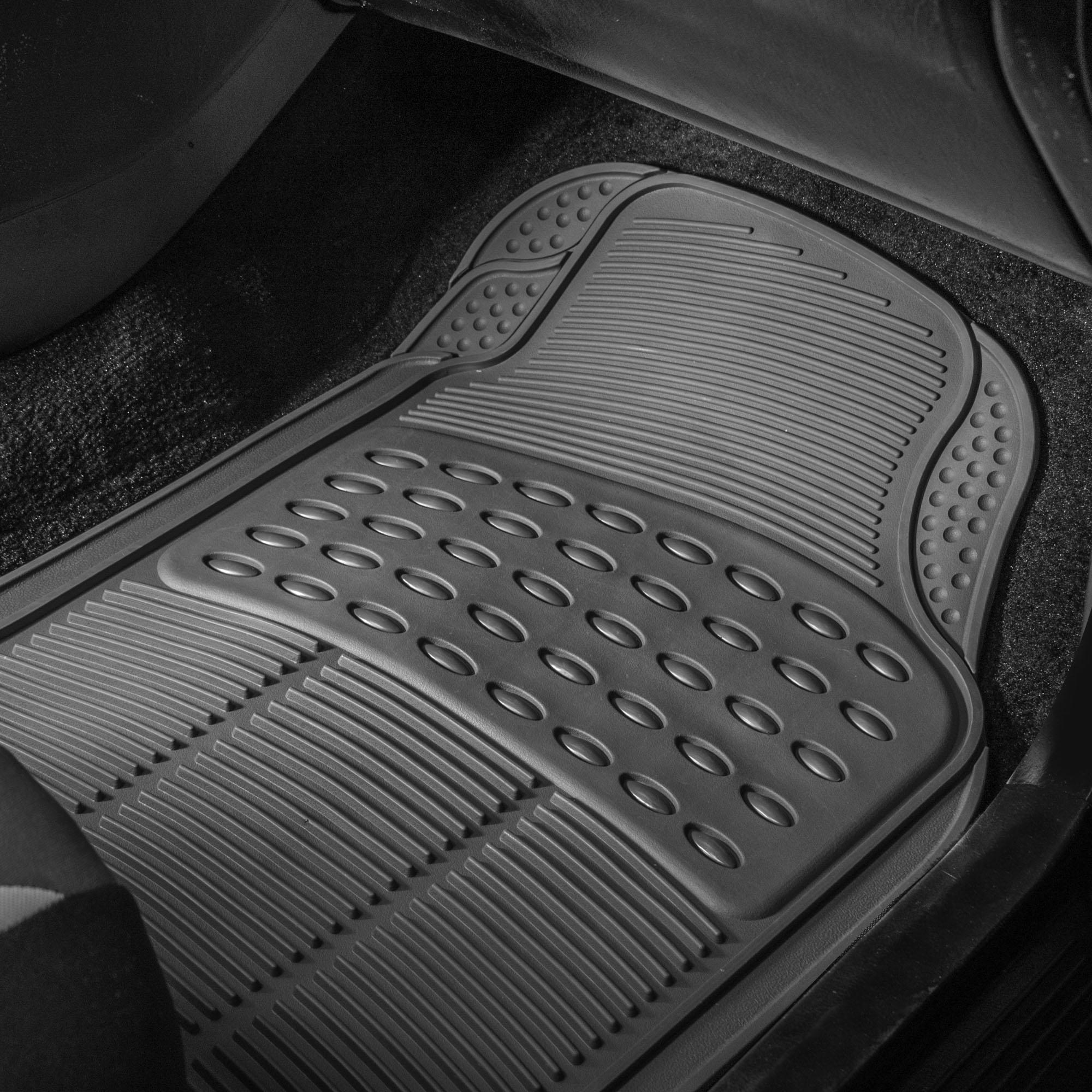 3pc-Floor-Mats-for-Auto-Car-SUV-Van-Heavy-Duty-3-Colors-w-Free-Gift thumbnail 20